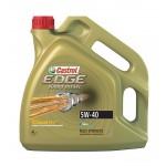 CASTROL EDGE TITANIUM TD 5W-40 4 Liter