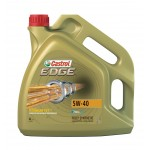 CASTROL EDGE TITANIUM FST 5W-40 4 liter