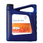 DACIA OIL PLUS DIESEL 10W-40 4L