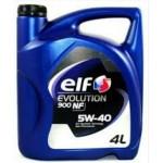 ELF EVOL 900 NF 5W-40 4 Liter