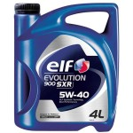 Elf Evolution 900 SXR 5W-40 (4L)