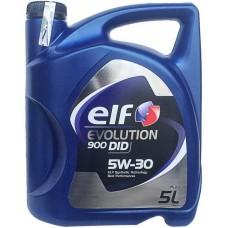 ELF EVOL 900 DID 5W30 5 LITERES