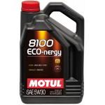 MOTUL 8100 Eco-nergy 5W-30 5L