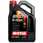 MOTUL 8100 X-max 0W-40 4L