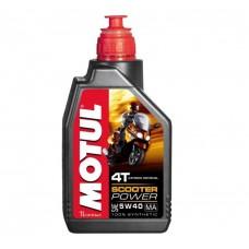 MOTUL Scooter Power 4T MA 5W-40 1L