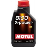 MOTUL 8100 X-Power 10W-60 1L