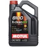 MOTUL 8100 X-clean EFE 5W-30 1L