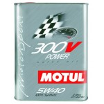 MOTUL 300V POWER 5W-40 2 Liter