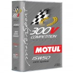 MOTUL 300V COMPETITION 15W-50 2 Liter