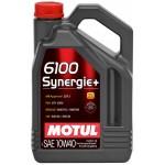 MOTUL 6100 SYNERGIE+ 10W-40 4 Liter