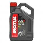 MOTUL 300V FL 4T 15W-50 4 Liter