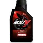 MOTUL 300V FL 5W-40 1 Liter