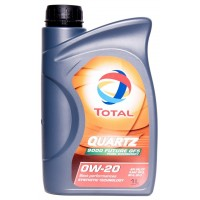 Total Quartz 9000 Future GF5 0W20 motorolaj, 1lit.
