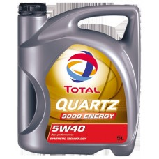 TOTAL QUARTZ 9000 ENERGY 5W-40 5 Liter