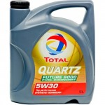 TOTAL QUARTZ FUTURE 9000 5W-30 5 Liter