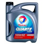 TOTAL QUARTZ 7000 DIESEL 10W-40 5 Liter