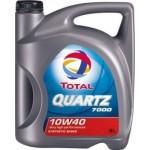 TOTAL QUARTZ 7000 10W-40 4 Liter