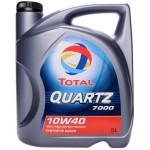 TOTAL QUARTZ 7000 10W-40 5 Liter