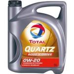 TOTAL QUARTZ 9000 V-DRIVE 0W-20 (5L)