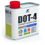 DOT-4 fékolaj 500 ml